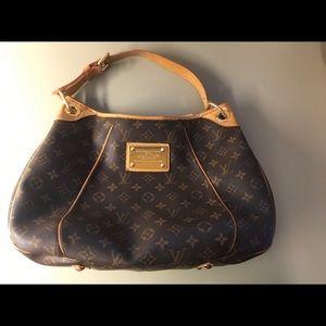 Authentic Louis Vuitton Galliera PM bag